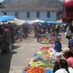ピサックの市場