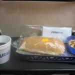 ビスタドームの朝食