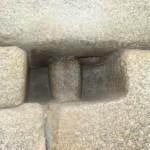 驚くべき石の細工