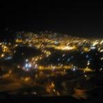 クスコの夜景