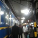 クスコ サンペドロ駅 9:30PM