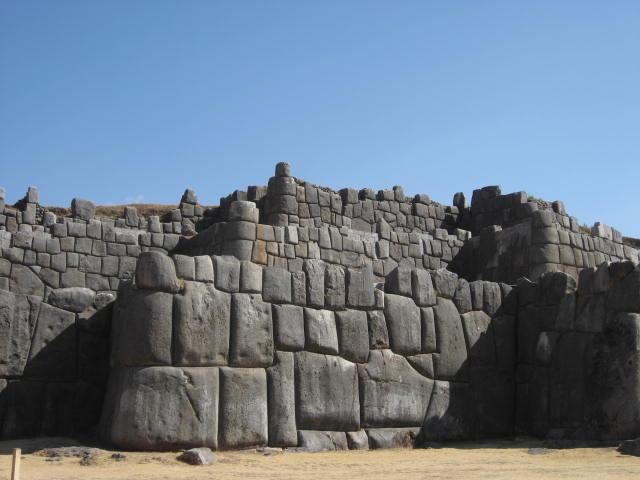 3層の要塞
