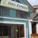 インカ・エクスプレス オフィス