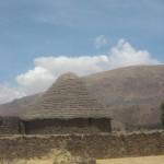 穀物倉庫跡